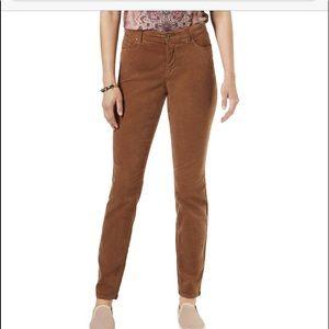 Style & Co Skinny Corduroy Pant